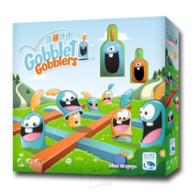 奇雞連連塑膠版 Gobblet Gobblers Plastic