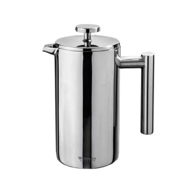 WILMAX-雙層不鏽鋼法式濾壓壺