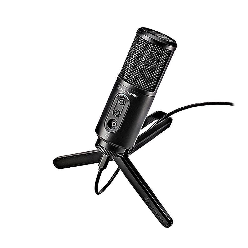 audio-technica-ATR2500x-USB-心形指向性電容型USB麥克風