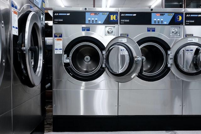 滾筒洗衣機-通風