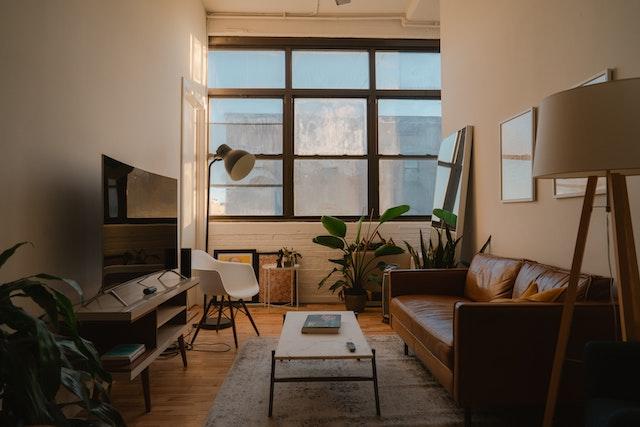 空氣清淨機 - 客廳