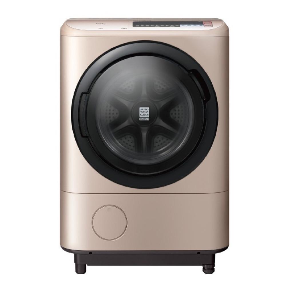 12.5公斤滾筒洗脫烘左開洗衣機 BDNX125BJ:N 香檳金