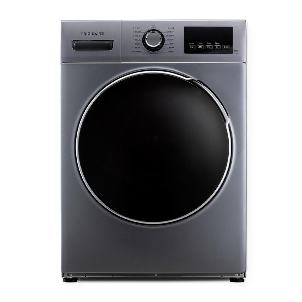 Frigidaire 富及第 - 10kg Wi-Fi智能 變頻洗脫烘 滾筒洗衣機 灰色(FAW-F1037WIDW)