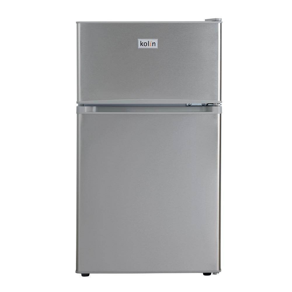 Kolin歌林 - 一級能效雙門冰箱-不鏽鋼色KR-SE21005-T