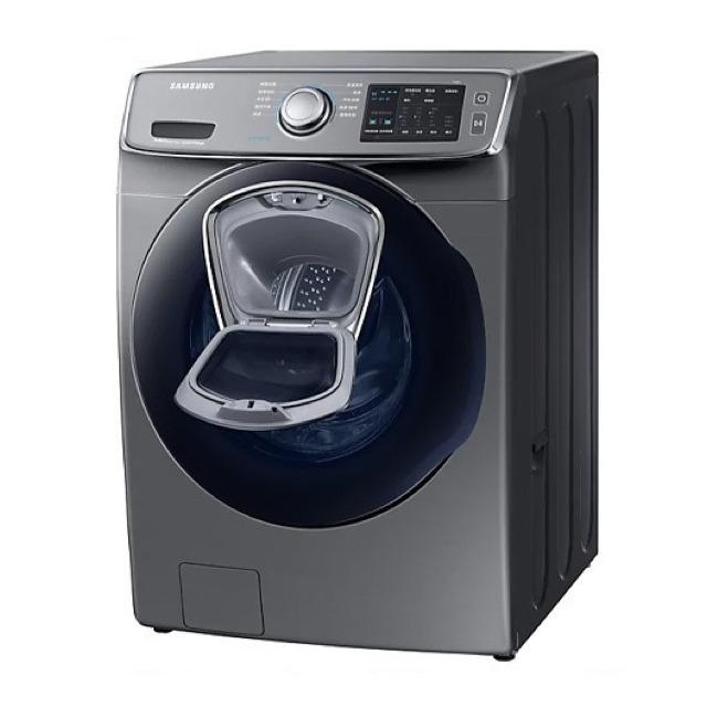 SAMSUNG-19KG變頻滾筒洗脫洗衣機WF19N8750KP