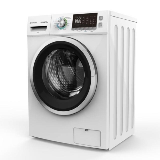 TATUNG 大同 - 12公斤溫水洗脫烘滾筒洗衣機(TAW-R120DA)
