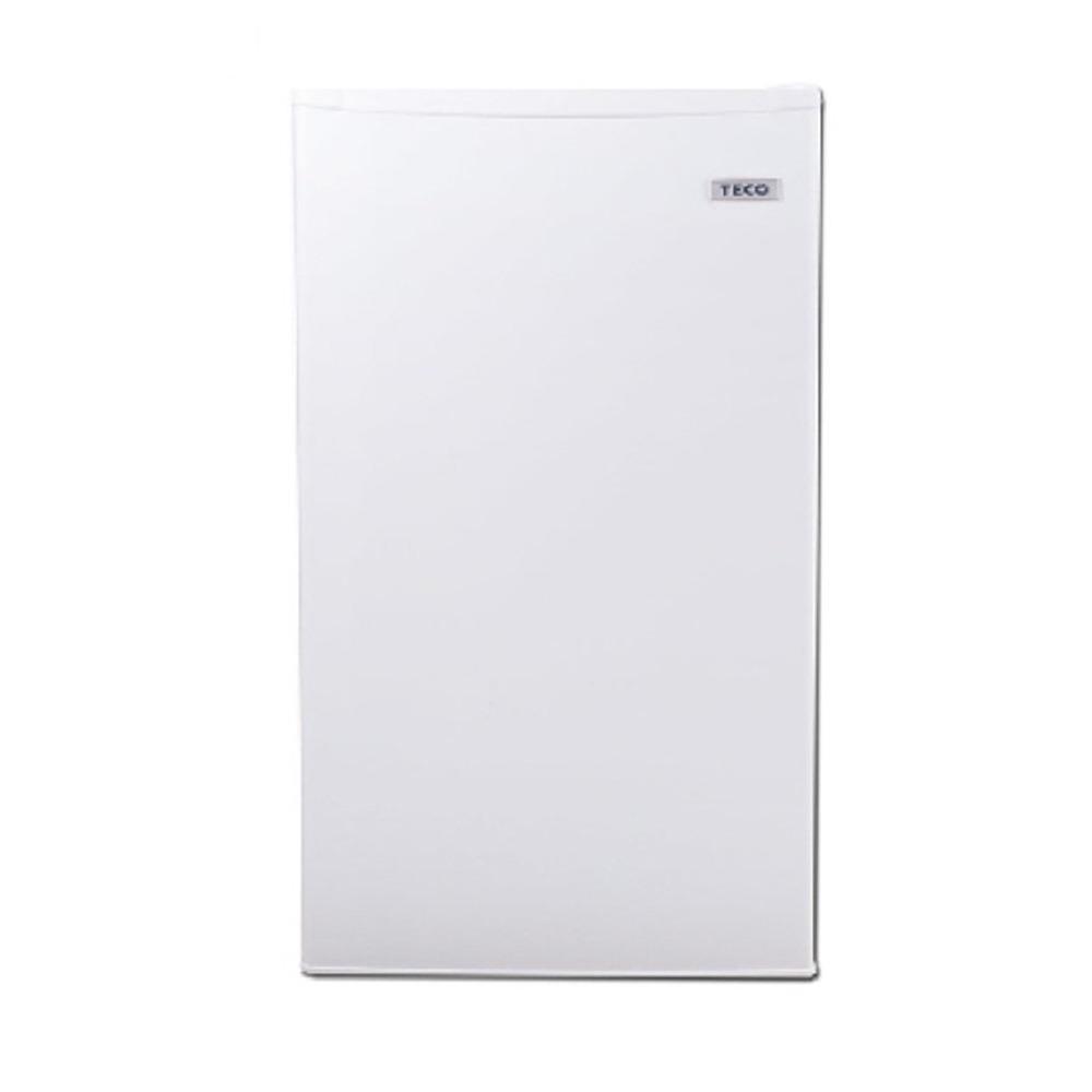 TECO-99公升一級能效單門小冰箱R1091W