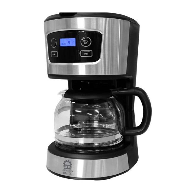 晶工牌-電子式美式咖啡壺JK-917