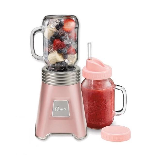 Oster-Ball-Mason-Jar隨鮮瓶果汁機