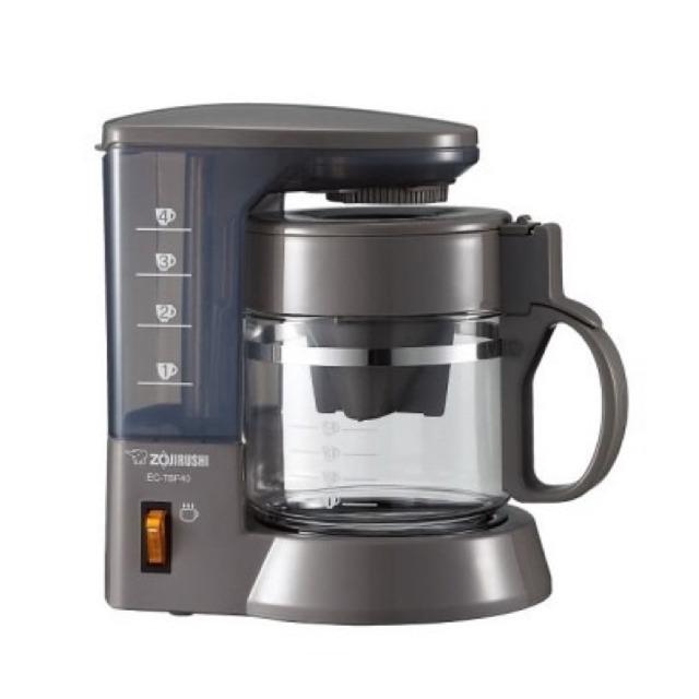 象印-4杯份咖啡機EC-TBF40