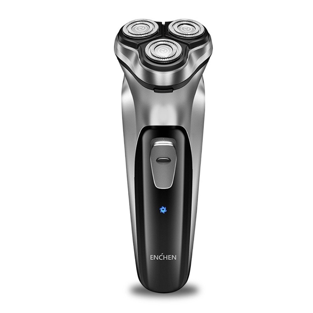 ENCHEN-智能多功能電動刮鬍刀USB充電式剃鬚刀