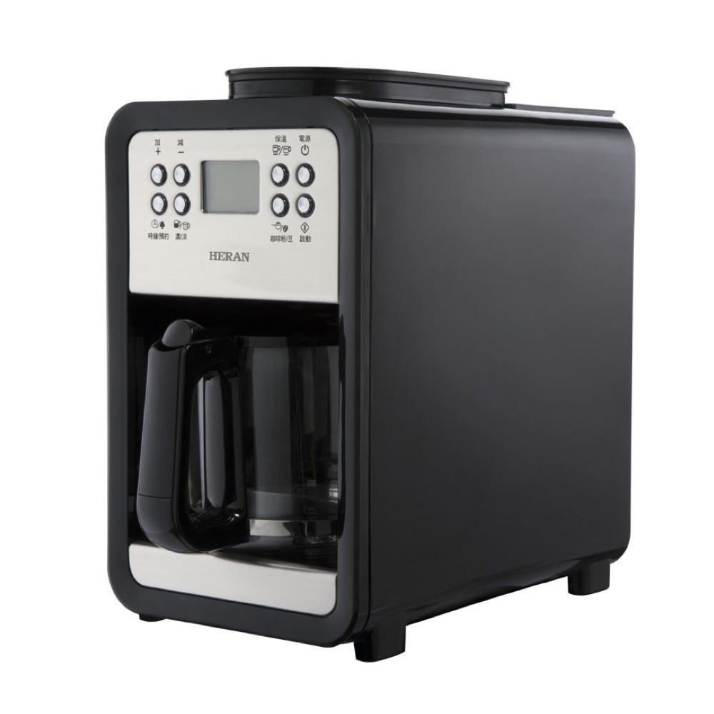 HERAN-四人份自動式研磨咖啡機HCM-07C6