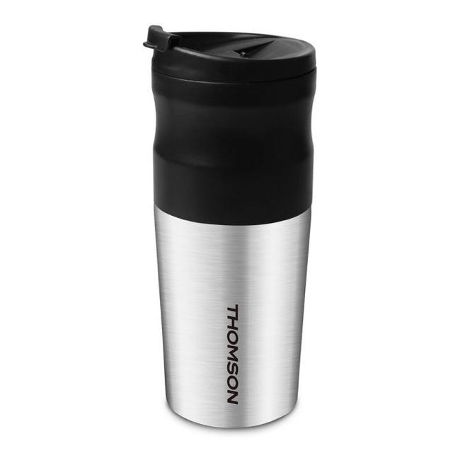 THOMSON-電動研磨咖啡隨行杯USB充電TM-SAL18GU