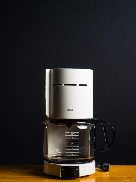 美式咖啡機圖