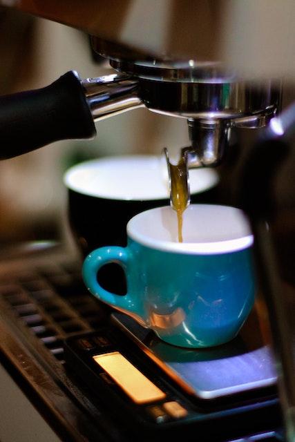 義式半自動咖啡機