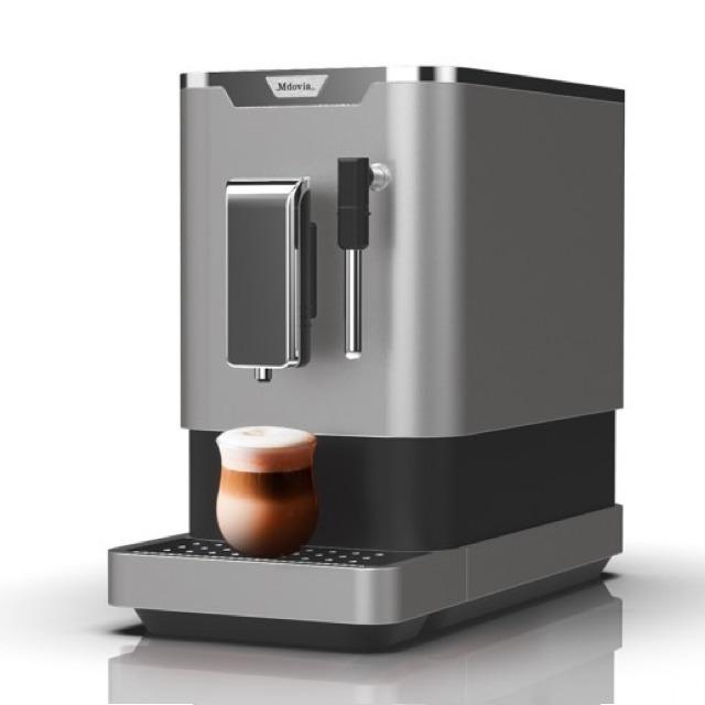Bottino V3 Plus 奶泡專家 全自動義式咖啡機 璀璨銀