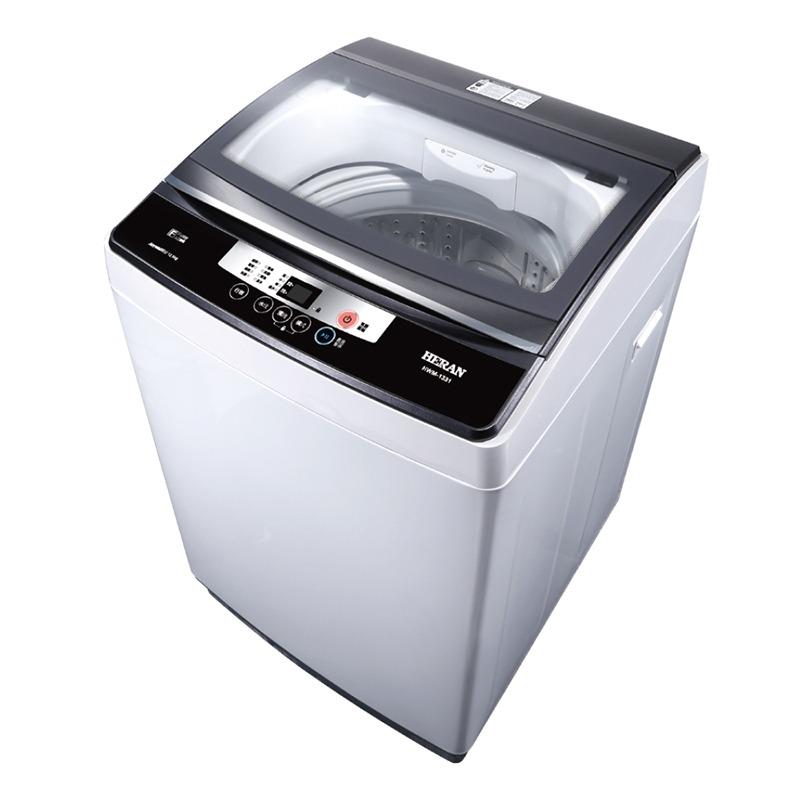 HERAN-12.5公斤智能LED面板洗衣機HWM-1331