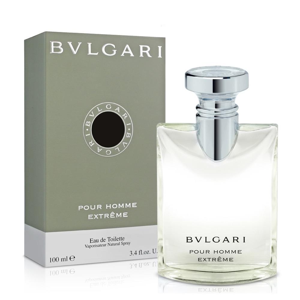 BVLGARI-Extreme 大吉嶺極緻男性淡香水100ML