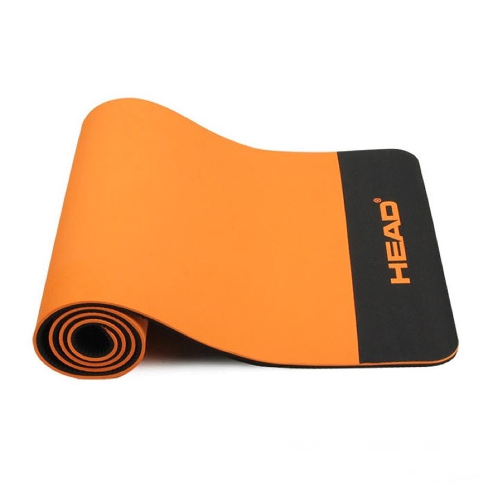 HEAD-專業瑜珈墊運動墊12mm