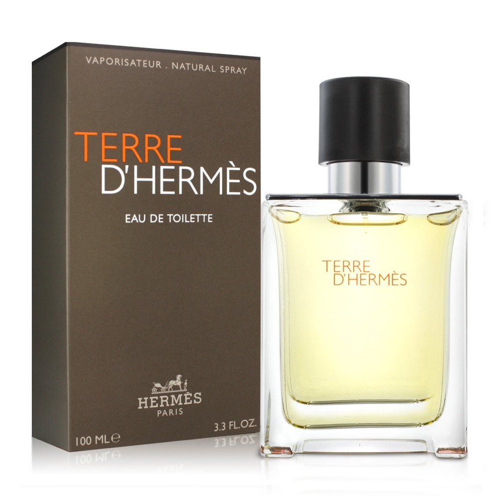 Hermes-大地男性淡香水100ml