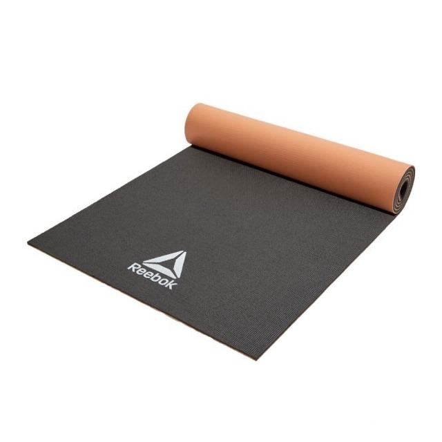 REEBOK-專業訓練雙色瑜珈墊6mm