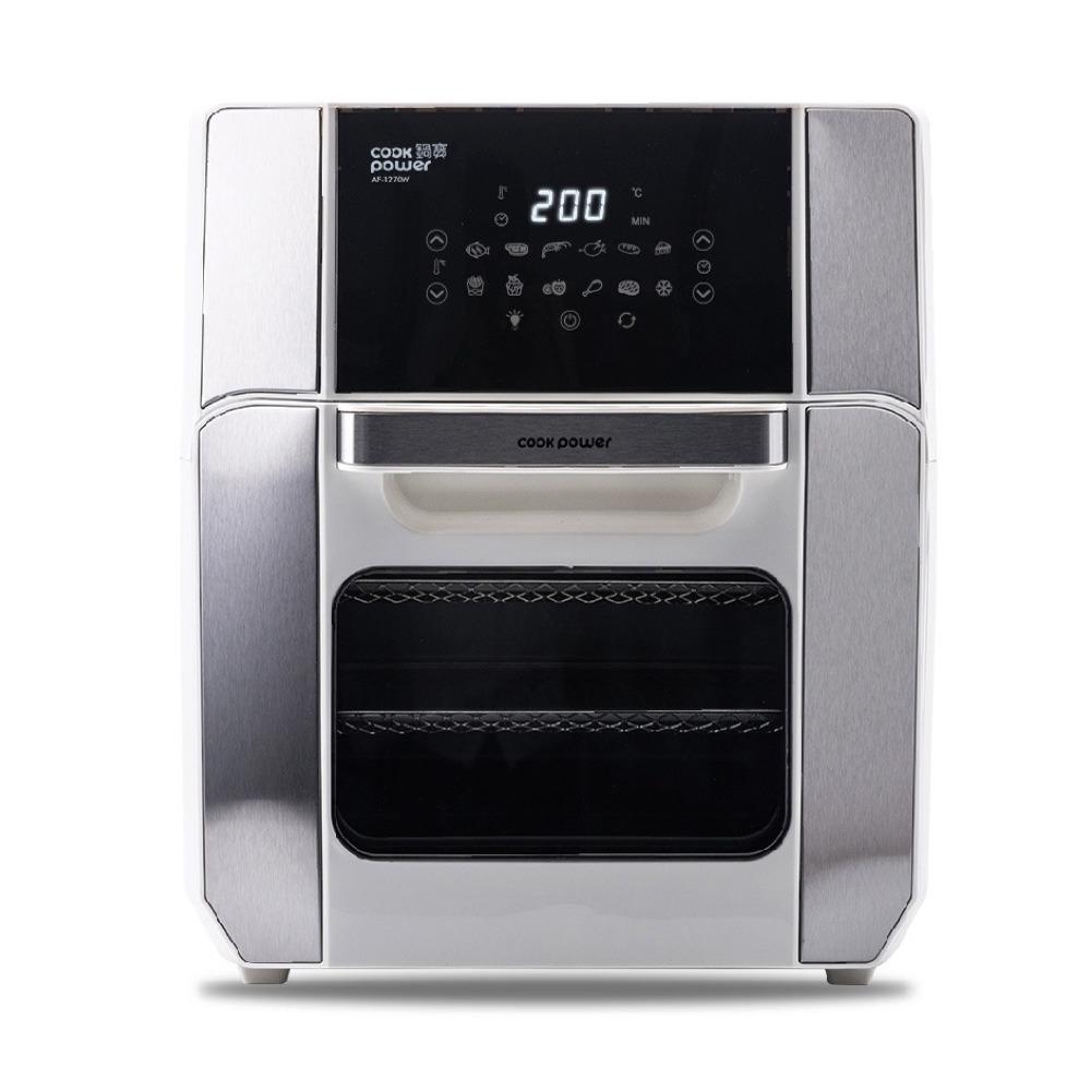 CookPower-智能萬用氣炸烤箱12LAF-1270W