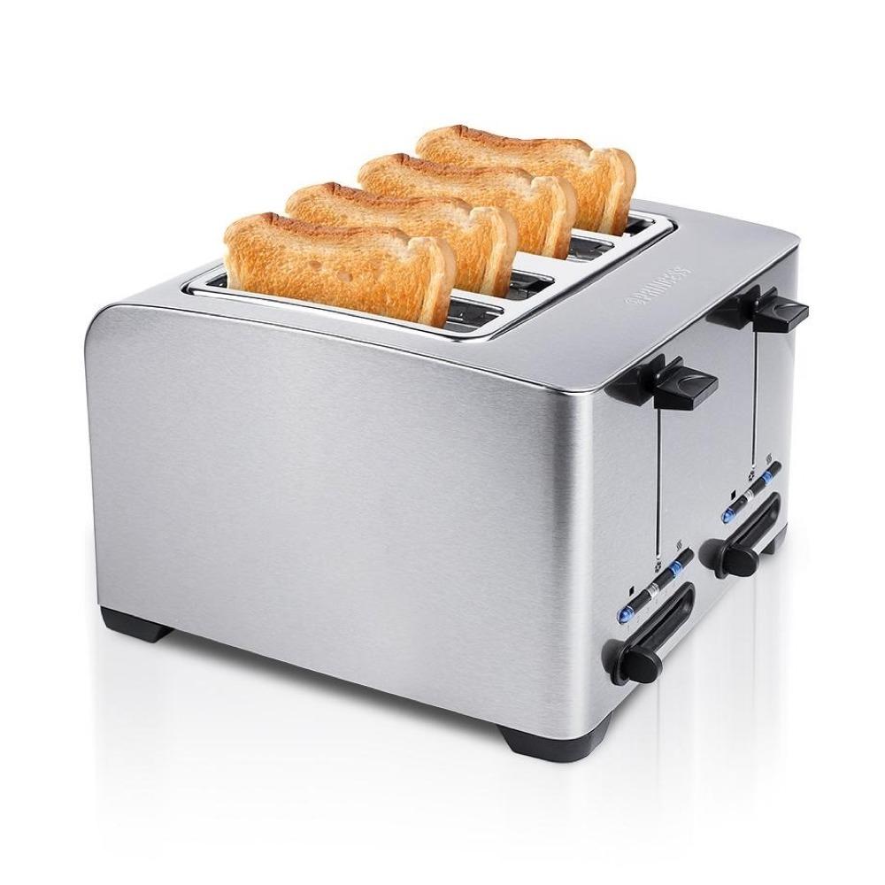PRINCESS-不鏽鋼四片烤吐司機142397