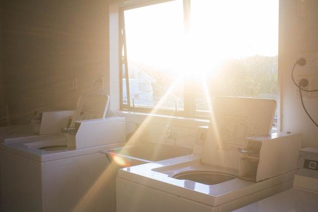 洗衣機-通風