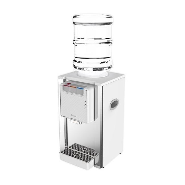 元山-不鏽鋼桶裝冰溫熱飲水機S-8201BWIB