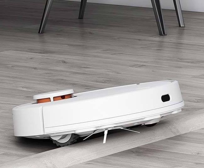 掃地機器人-跨越模式