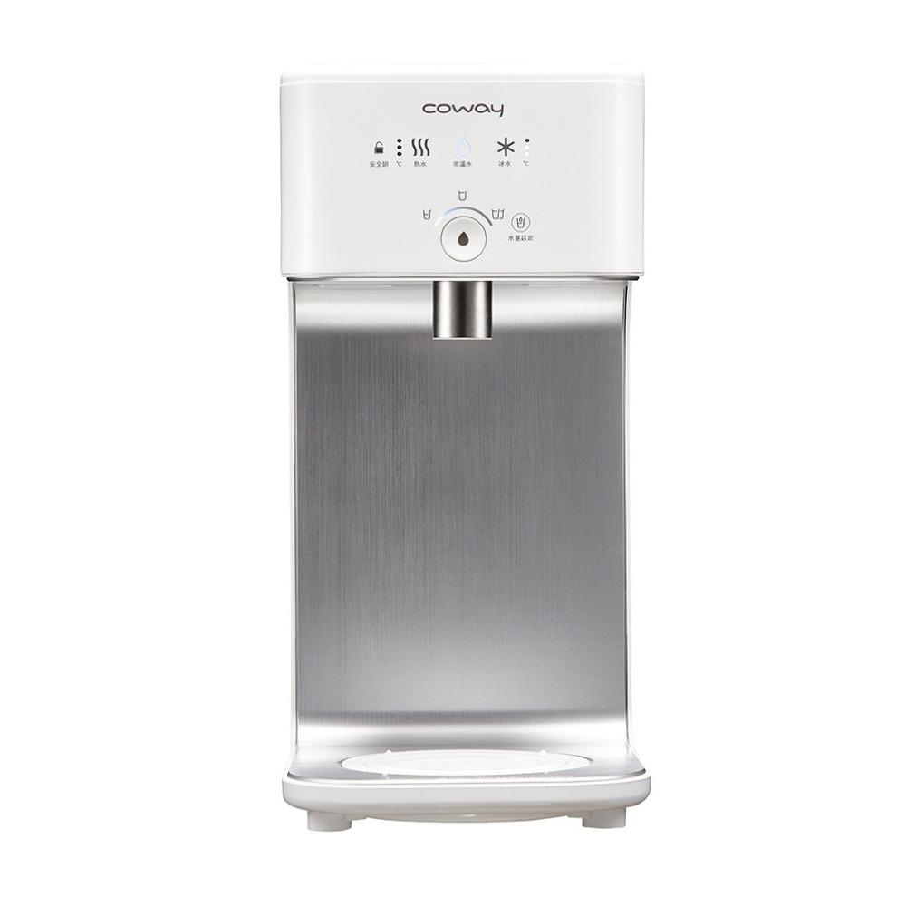 Coway-濾淨智控飲水機冰溫瞬熱桌上型CHP-242N