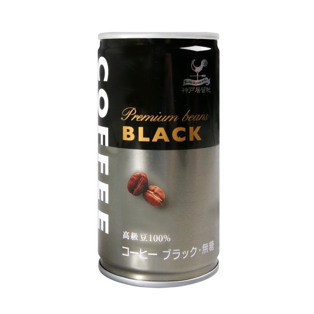 日本富永-神戶居留地咖啡飲料185ml