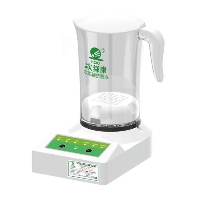 次綠康-次氯酸水製造機2公升HW-2000
