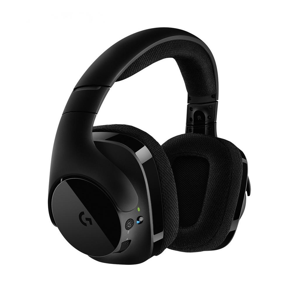 羅技-G533 7.1環繞音效遊戲耳機麥克風