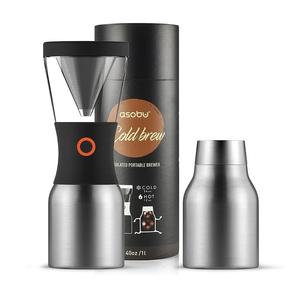 Asobu-冷萃保溫保冷咖啡壺