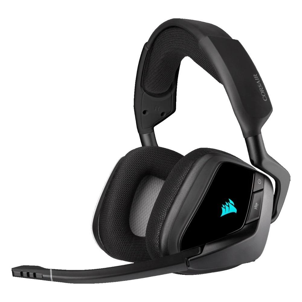 CORSAIR-VOID RGB ELITE Wireless耳麥CA-9011201-AP