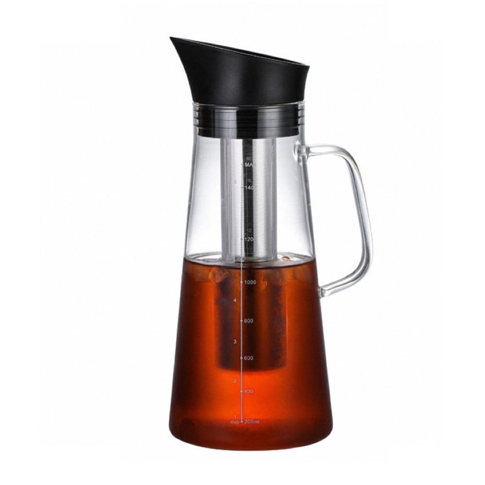 FOREVER-耐熱玻璃冷泡茶:冷萃咖啡壺