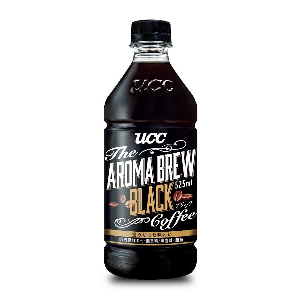 UCC-AROMA BREW艾洛瑪黑咖啡